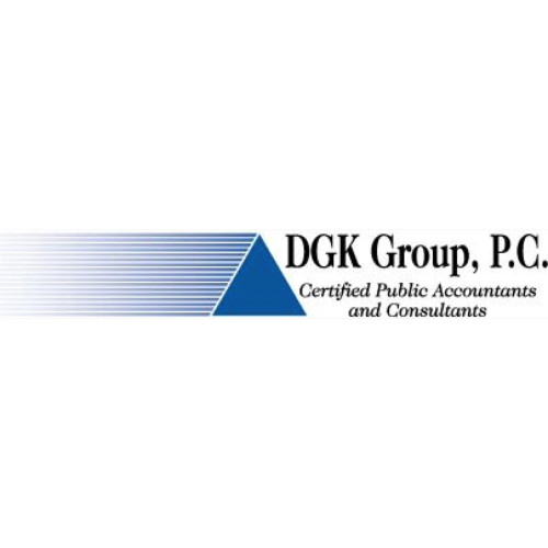 Logo - DGK Group