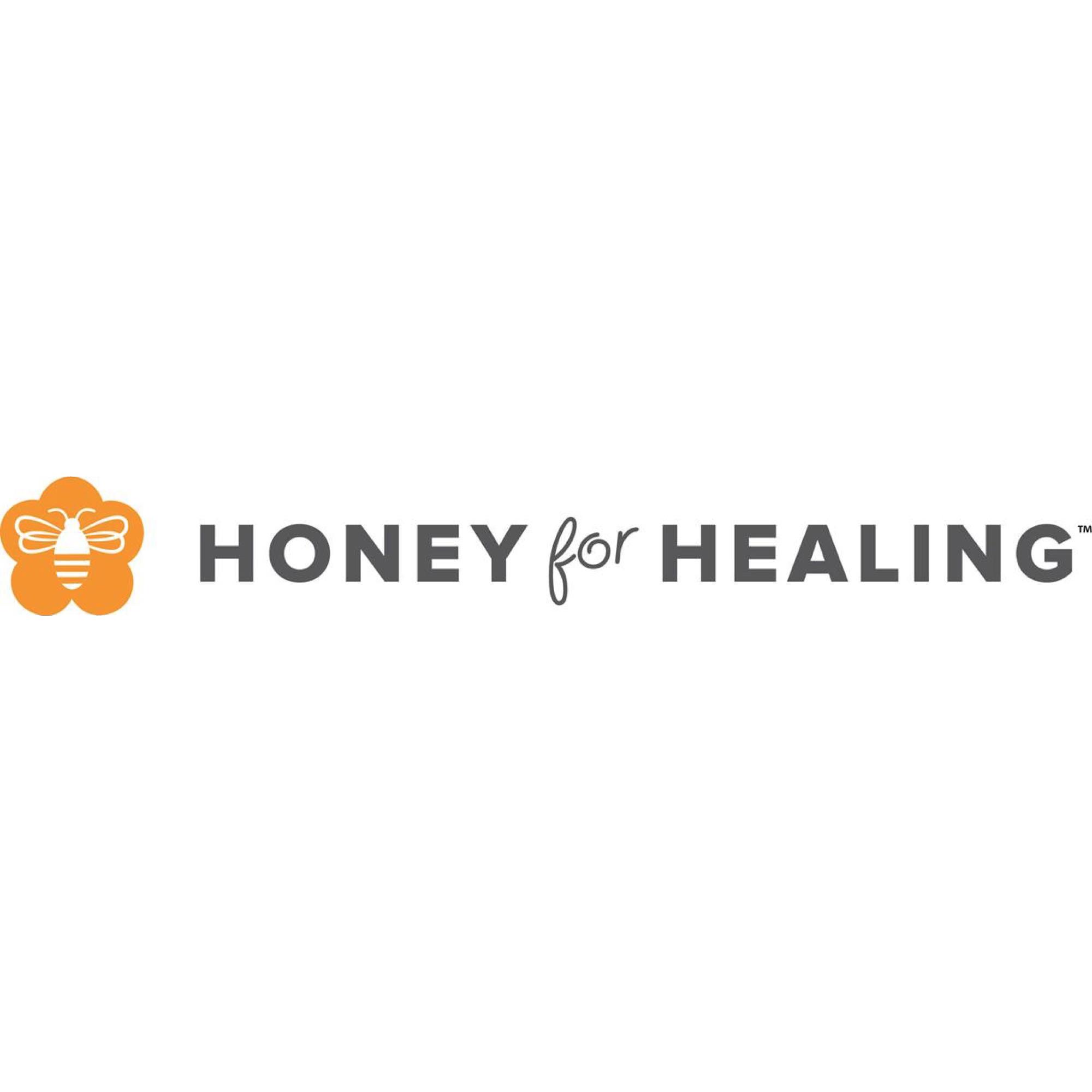 Logo - Honey for Healing
